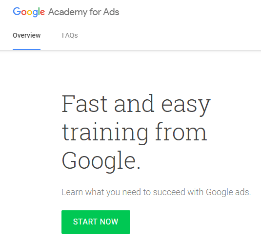 academy for google ads